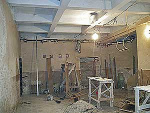 Так виглядало приміщення РТІЦ угрудні 2006 року