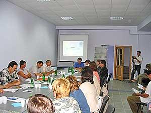 Зал засідань після ремонту
